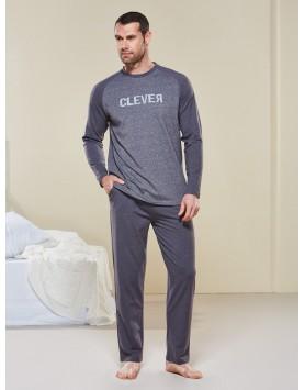 Baskılı Pijama Takımı